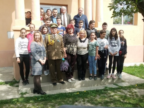 News update | Day of war veterans @ Primaria Comunei Balilesti